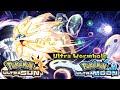 10 Hours Ultra Wormhole Music - Pokemon UltraSun & UltraMoon Music Extended