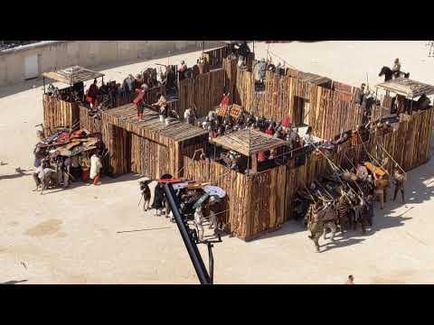 Invasion des Barbares 2 - les Grands Jeux Romains à Nimes 2019