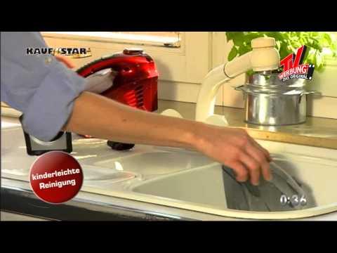 Clean Maxx Akkuhandsauger nass trocken by insolvenz-vertrieb 1:40Min