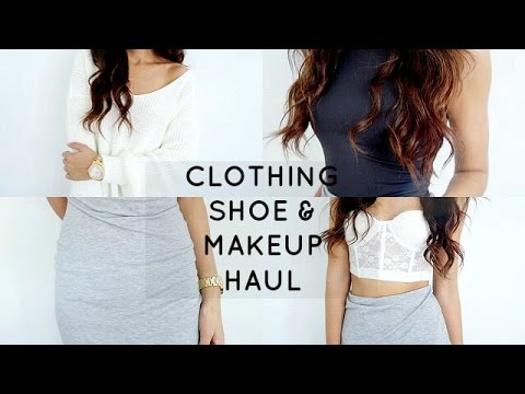 Clothing TRY ON Haul| F21, Boohoo, Call It Spring
