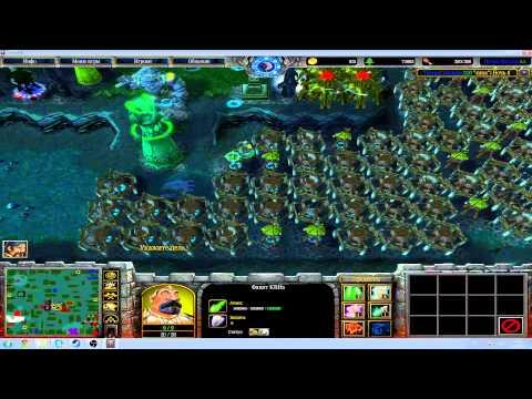 WarCraft 3 #8 Тяжелая игра Петры Баланс(За Зрителя)