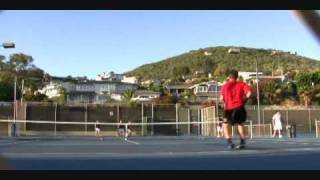 The Future of Tennis by Ambidextrous Chris Lavery