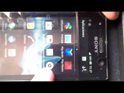 Root Sony Xperia U (ST25i) and Official ICS Update (4.0.4)