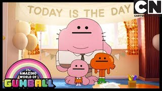 Gumball | Happy Today To Nicole | The Fuss | Cartoon Network