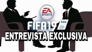 FIFA 19 - CONOCE MÁS SOBRE EL JUEGO CON ESTÁ ENTREVISTA EXCLUSIVA