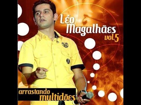 Léo Magalhães Vol.5 Cd Arrastando Multidões