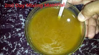 How to make & use mustard cake liquid fertilizer || Homemade organic fertilizer || Best fertilizer