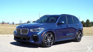 The BEST Luxury SUV For Under $100k! | 2019 BMW X5 Review