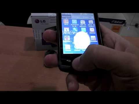 LG Optimus L1X (E410) - Telcel Guerrero Mobile -