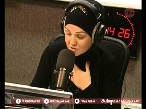 """Марина Девятова на радио """"Маяк"""""""