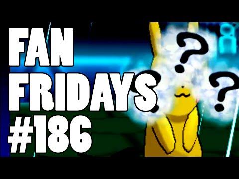 Pokemon Omega Ruby & Alpha Sapphire Wi-Fi Review! Fan Fridays #186 Kaleb - Surprise Pikachu