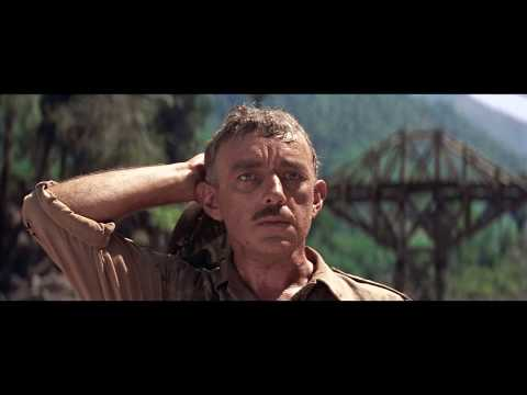 The Bridge On The River Kwai (1957) - Ending (4K UHD)
