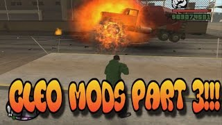 Gta San Andreas:Best CLEO mods (LINK) [part3]