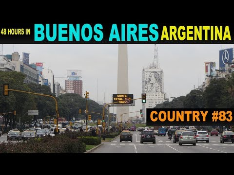 A Tourist's Guide to Buenos Aires