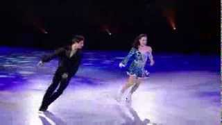 Tessa Virtue and Scott Moir - 2012 CSOI -