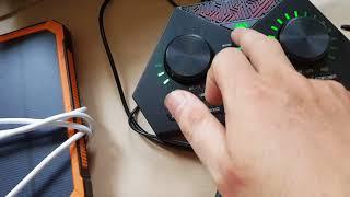 Test Sound card max 730 có auto tune