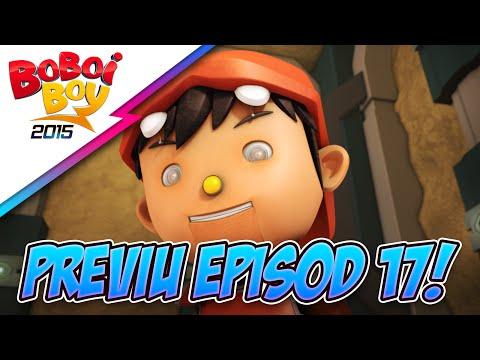 BoBoiBoy: Previu Episod 17 - BoBoiBot Bersedia!
