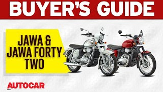 Jawa & Jawa Forty Two | Buyer's Guide | Autocar India