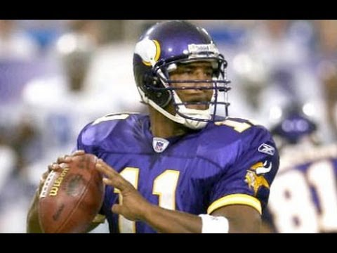 Daunte culpepper vikings