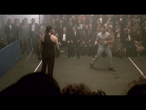 Lionheart / Wrong bet / A.W.O.L / Full Contact  : Atilla vs Leon (Van Damme)