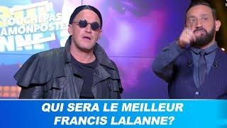 Qui sera le meilleur Francis Lalanne ?