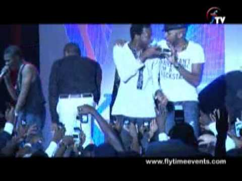 Wizkid Album Launch Concert Ft All Stars video