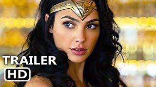 WONDER WOMAN 2 Official Trailer TEASER (NEW 2020) Gal Gadot, Wonder Woman 1984, Superhero Movie HD