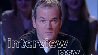 Interview Psy Jean Hugues Anglade - Archive INA