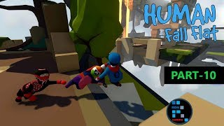 [Hindi] Human: Fall Flat | Funniest Game Ever (PART-10)