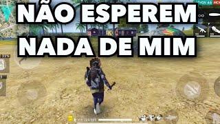 DESABAFO DO EL GATO FREE FIRE TA FODA! :(