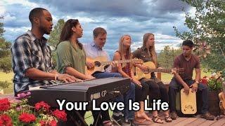 Watch Tommy Walker Your Love video