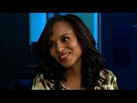 Kerry Washington Talks 'Scandal' and 'Django Unchained' - WSJ Interview