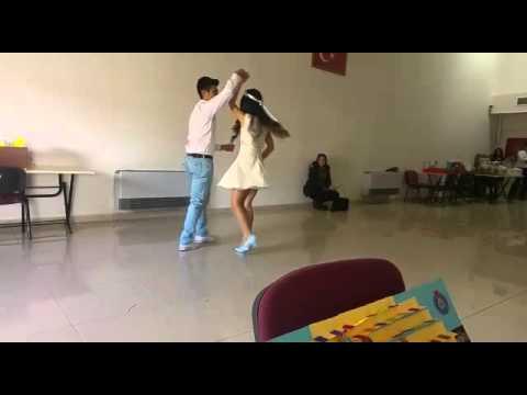 Ritim Eğitimi Ve Dans Finali Vals Ksü Besyo