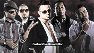 Plan B Ft Tony Dize, Zion  Lennox   Si No Le Contesto [Remix] New Reggaeton 2010.wmv