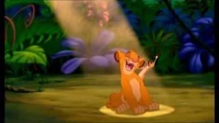 Le Roi Lion (The Lion King) Hakuna Matata (french)