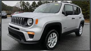 2019 Jeep Renegade SPORT 4X4 in Rome, GA 30161