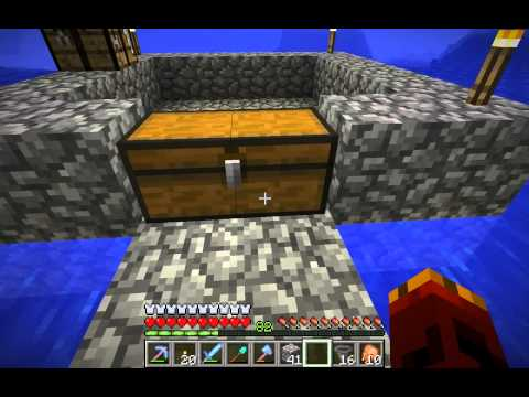 Minecraft cu avg - ep 26 - ploua cu monstri