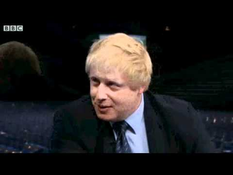 Battle of British Political Elites and Jeremy Paxman