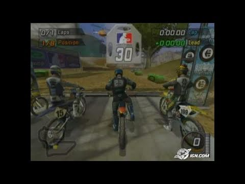 MTX: Mototrax PlayStation 2 Gameplay_2004_03_03_4