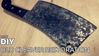 Old Cleaver Restoration
