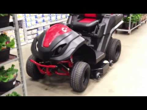 0 Lowes Raven MPV Lawn Mower Review