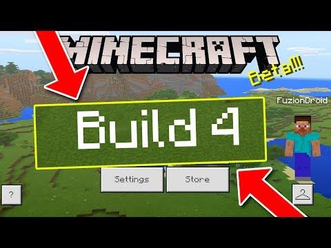MCPE 1.2 BUILD 4 UPDATE!!! - Minecraft Pocket Edition