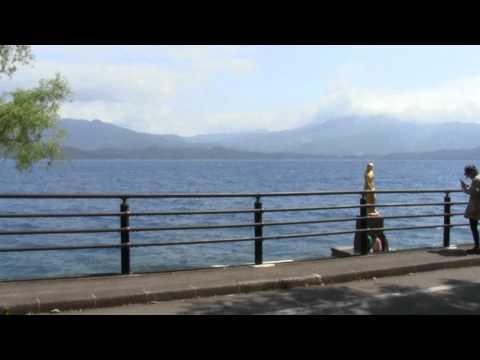 田沢湖 有名スポット たつこ像