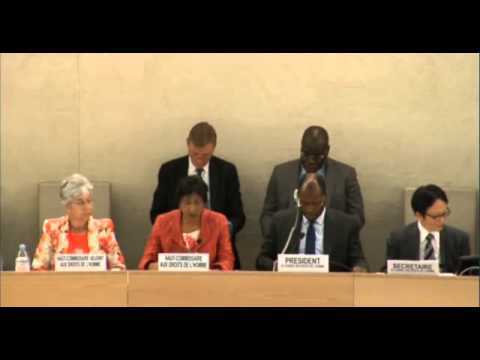 Navi Pillay concerns of executions in Iran
