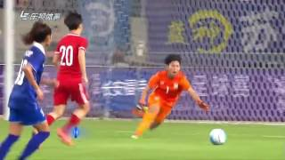 HIGHLIGHTS Women Friendly CHINA 6:0 THAILAND 中国女足 6:0 泰国女足