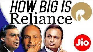How BIG is Reliance? (They're Responsible For T-Series) | ColdFusion