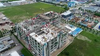 Singapore | Tuas South Link 1 | Construction updates | Jan 2018