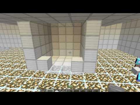 tuto minecraft comment faire un ascenseur sans redstone plugin. Black Bedroom Furniture Sets. Home Design Ideas