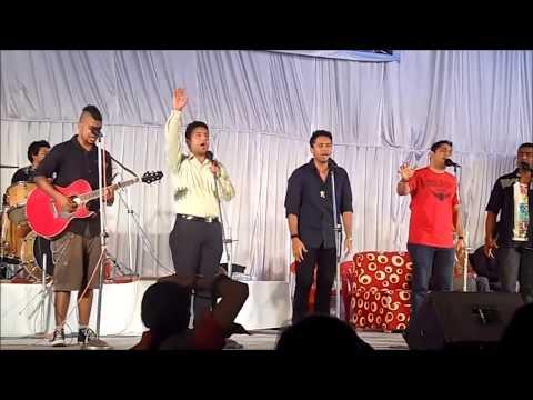 Yeshua Band Singing Yeshu Masih Tere Jaisa Hai Koi Nahi HD