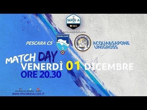 Pescara - Acqua e Sapone 4-7